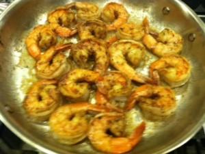 Mardi Gras Shrimp