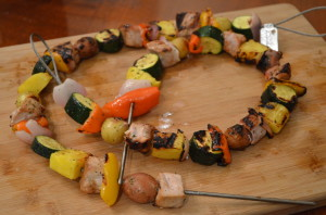 Kabob photo by Doug Korody